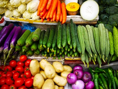 There are so many vegetables to choose from to enhance your menu!