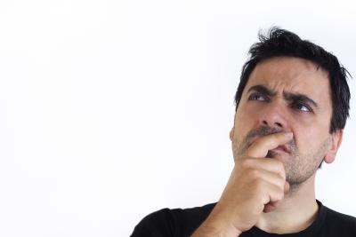 Man Questioning Talk Diabetes
