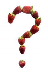 Question Mark_Strawberries